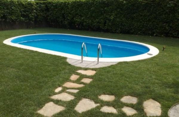 Villa in vendita a Milano, Con giardino, 500 mq - Foto 10