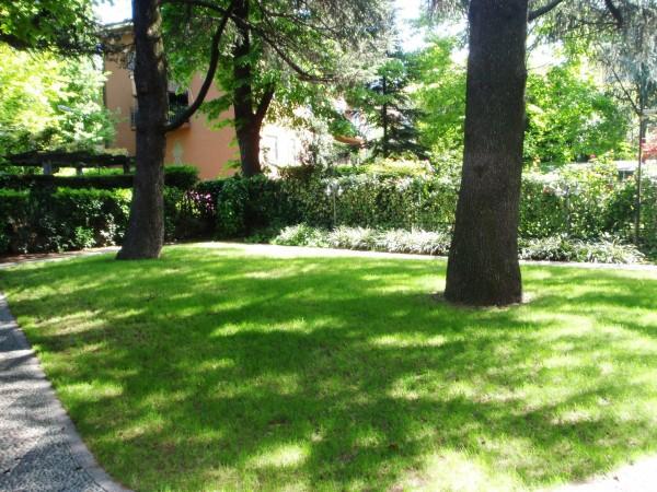 Villa in vendita a Milano, Con giardino, 500 mq - Foto 12