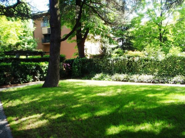 Villa in vendita a Milano, Con giardino, 500 mq - Foto 13