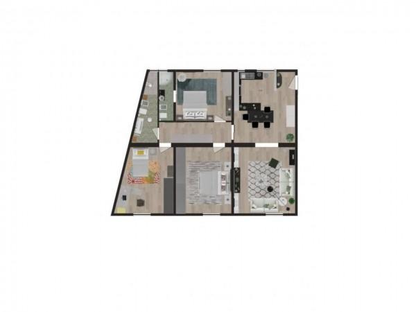 Appartamento in vendita a Roma, 151 mq - Foto 8