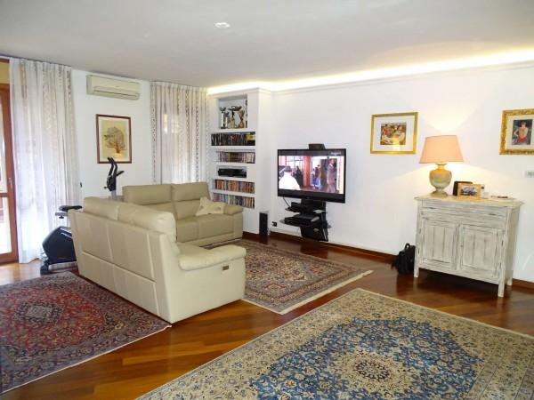 Appartamento in vendita a Roma, Colle Parnaso, Con giardino, 125 mq - Foto 18