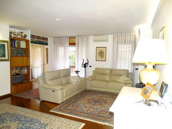 Appartamento in vendita a Roma, Colle Parnaso, Con giardino, 125 mq - Foto 17