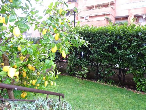 Appartamento in vendita a Roma, Colle Parnaso, Con giardino, 125 mq - Foto 3