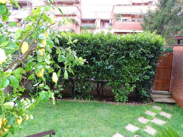 Appartamento in vendita a Roma, Colle Parnaso, Con giardino, 125 mq - Foto 2