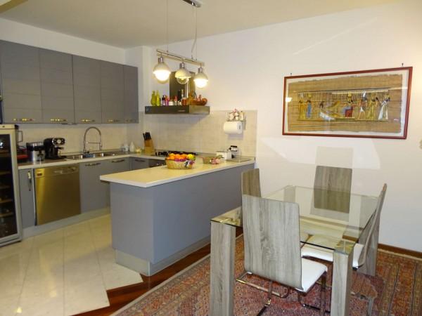 Appartamento in vendita a Roma, Colle Parnaso, Con giardino, 125 mq - Foto 13