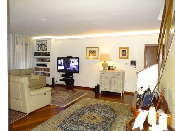 Appartamento in vendita a Roma, Colle Parnaso, Con giardino, 125 mq - Foto 15