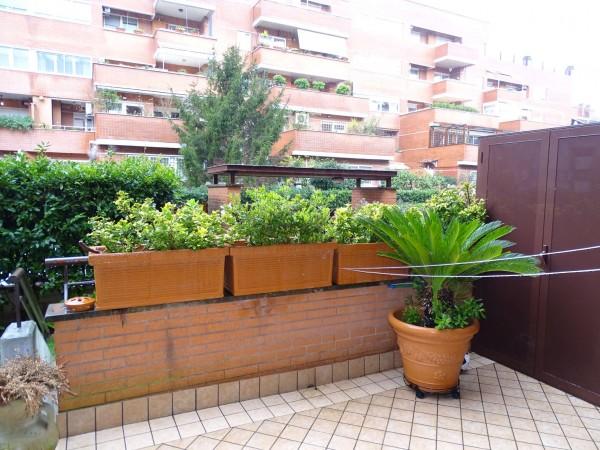 Appartamento in vendita a Roma, Colle Parnaso, Con giardino, 125 mq - Foto 4