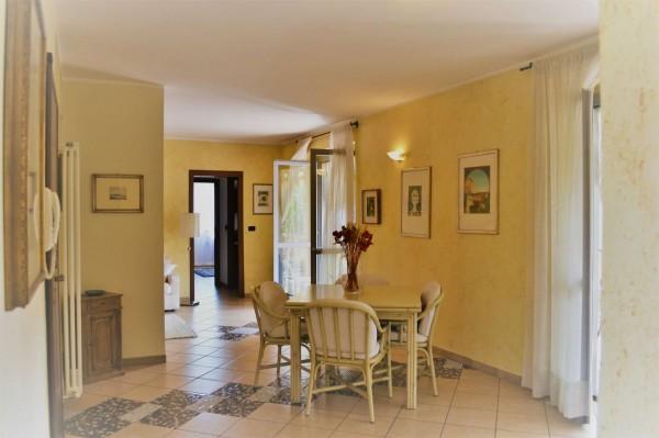 Appartamento in vendita a Nichelino, Boschetto, Con giardino, 150 mq