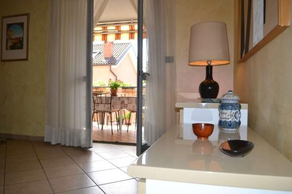 Appartamento in vendita a Nichelino, Boschetto, Con giardino, 70 mq