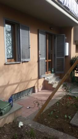 Villetta a schiera in vendita a Vetralla, Con giardino, 140 mq