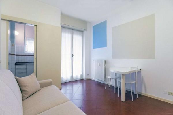 Appartamento in vendita a Milano, Arredato, con giardino, 35 mq