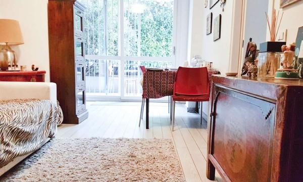 Appartamento in vendita a Milano, Affori Fn, Con giardino, 69 mq