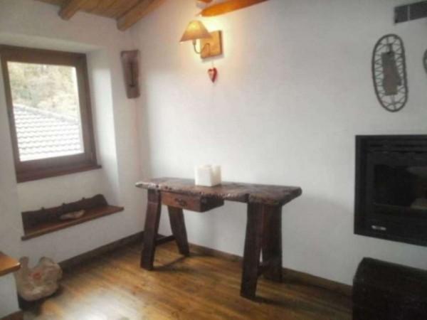 Appartamento in vendita a Lumarzo, Pannesi, Arredato, con giardino, 55 mq - Foto 21