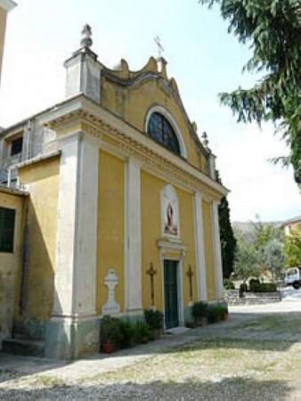 Appartamento in vendita a Lumarzo, Pannesi, Arredato, con giardino, 55 mq - Foto 2