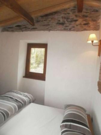 Appartamento in vendita a Lumarzo, Pannesi, Arredato, con giardino, 55 mq - Foto 15