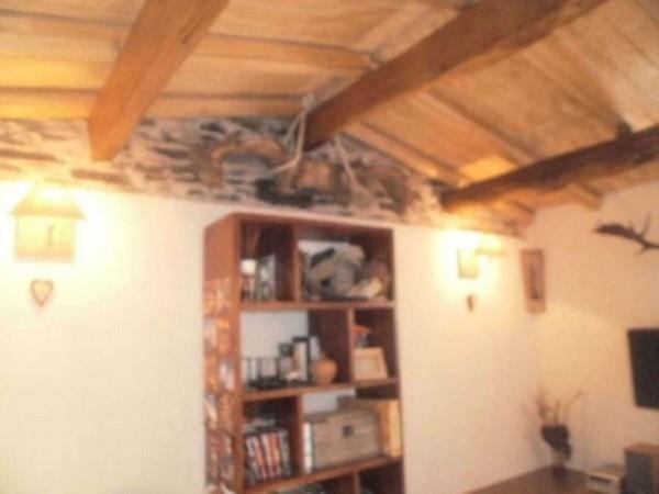 Appartamento in vendita a Lumarzo, Pannesi, Arredato, con giardino, 55 mq - Foto 20