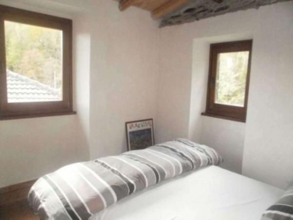 Appartamento in vendita a Lumarzo, Pannesi, Arredato, con giardino, 55 mq - Foto 16