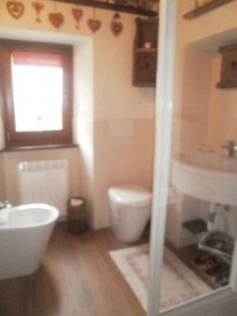 Appartamento in vendita a Lumarzo, Pannesi, Arredato, con giardino, 55 mq - Foto 17
