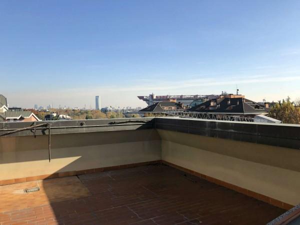 Appartamento in vendita a Milano, Pinerolo, Con giardino, 200 mq - Foto 9