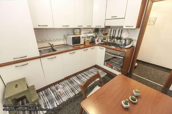 Appartamento in vendita a Genova, Con giardino, 65 mq - Foto 10