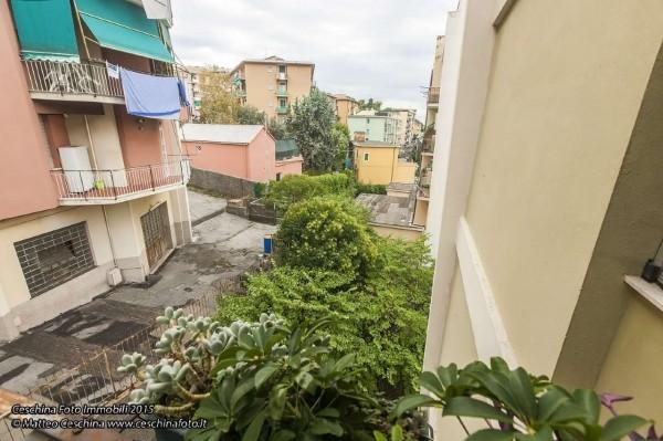 Appartamento in vendita a Genova, Con giardino, 65 mq - Foto 4