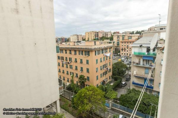 Appartamento in vendita a Genova, Con giardino, 65 mq - Foto 5