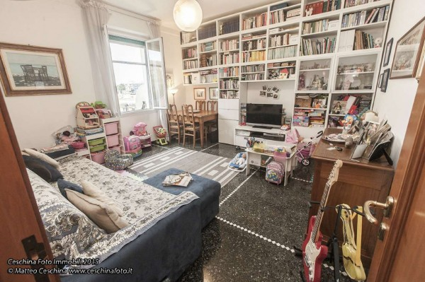 Appartamento in vendita a Genova, Con giardino, 65 mq - Foto 15