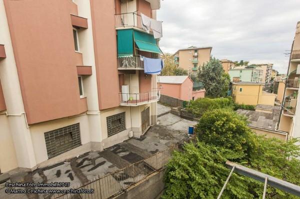 Appartamento in vendita a Genova, Con giardino, 65 mq - Foto 3