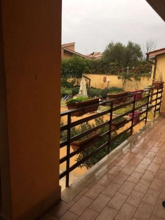 Villa in vendita a Roma, Casal Lumbroso, Con giardino, 200 mq - Foto 10