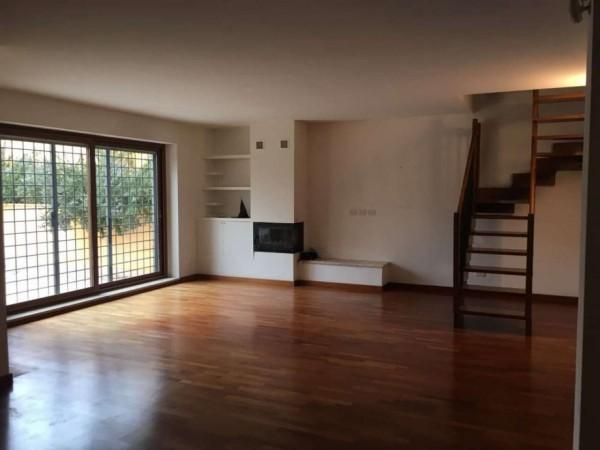 Villa in vendita a Roma, Casal Lumbroso, Con giardino, 200 mq - Foto 1