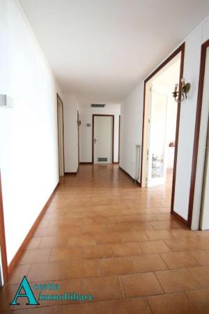 Appartamento in vendita a Taranto, Semicentrale, 116 mq - Foto 10