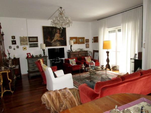 Appartamento in affitto a Milano, Piazzale Susa, 160 mq