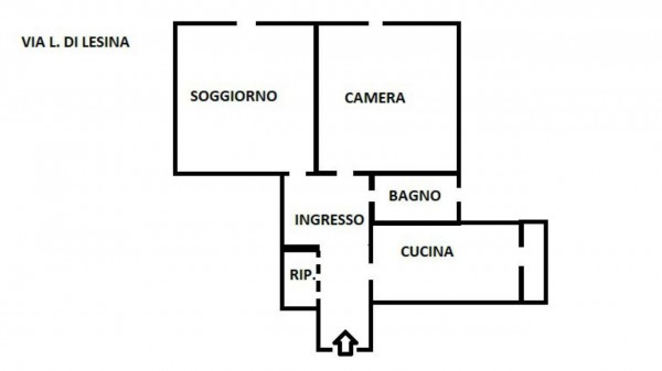 Appartamento in affitto a Roma, Trieste, Arredato, 70 mq - Foto 2