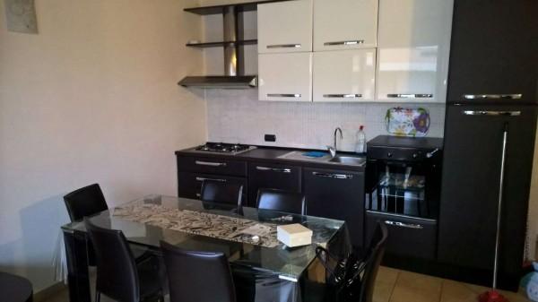Appartamento in affitto a Santo Stefano Ticino, Stazione, Arredato, con giardino, 60 mq