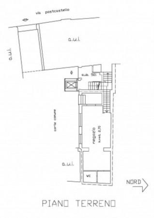 Negozio in affitto a Gallarate, 120 mq - Foto 3