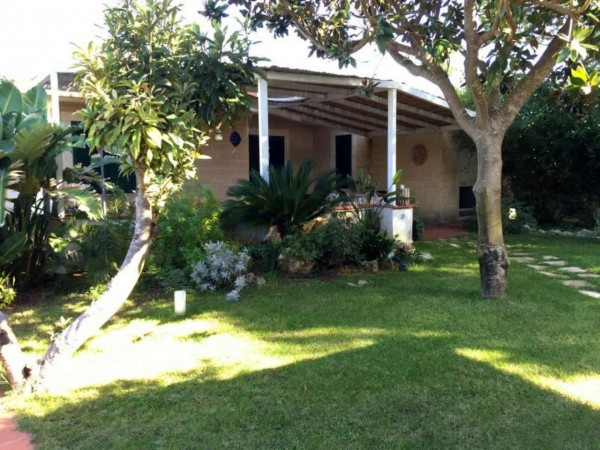 Villa in vendita a Lecce, San Cataldo, Con giardino, 210 mq - Foto 3