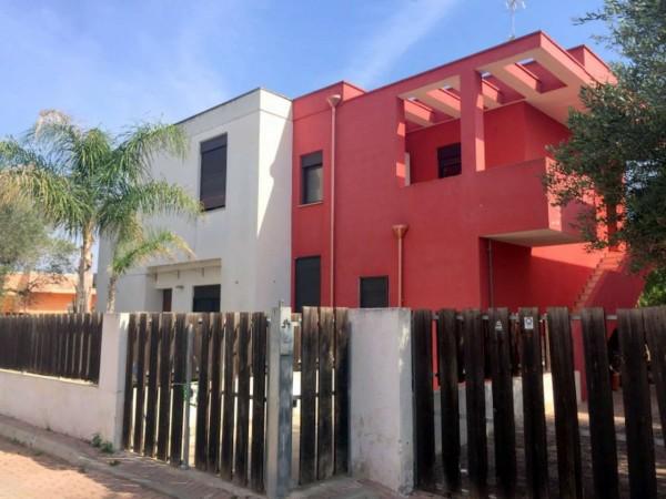 Casa indipendente in vendita a Lecce, Villa Convento, Con giardino, 85 mq