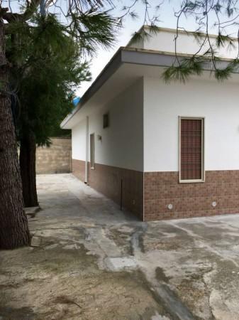Villa in vendita a Lecce, Spiaggiabella Mare, Arredato, con giardino, 75 mq - Foto 7
