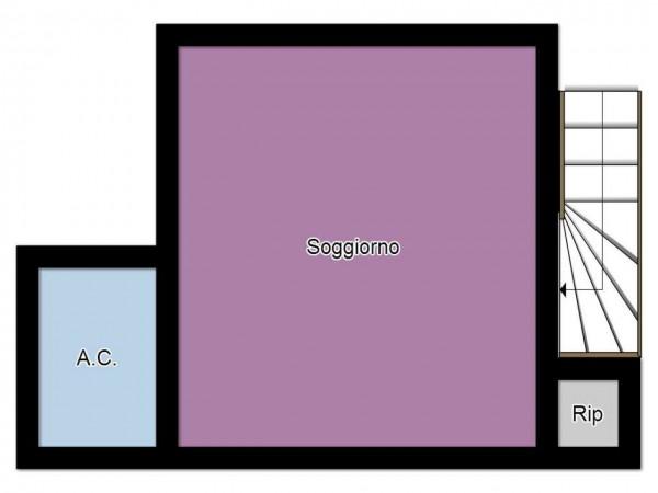 Rustico/Casale in vendita a Lecce, Centro Storico, Arredato, con giardino, 60 mq - Foto 4