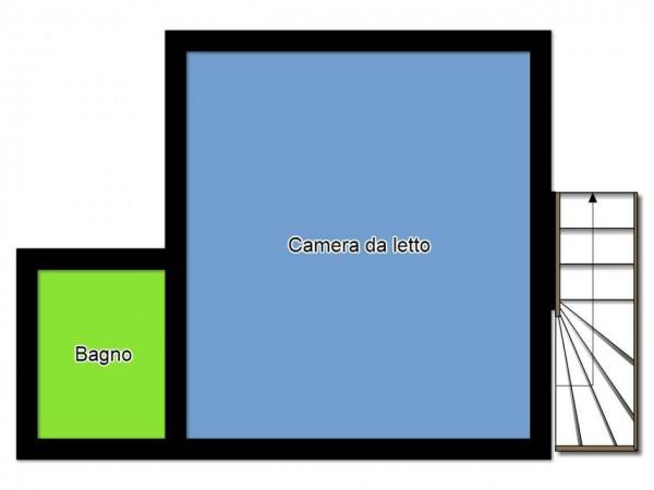 Rustico/Casale in vendita a Lecce, Centro Storico, Arredato, con giardino, 60 mq - Foto 3