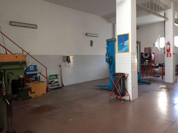 Locale Commerciale  in vendita a Lecce, Zona Rudiae, Con giardino, 320 mq - Foto 10