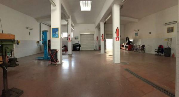 Locale Commerciale  in vendita a Lecce, Zona Rudiae, Con giardino, 320 mq - Foto 12