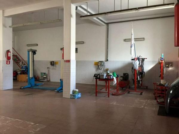 Locale Commerciale  in vendita a Lecce, Zona Rudiae, Con giardino, 320 mq - Foto 9