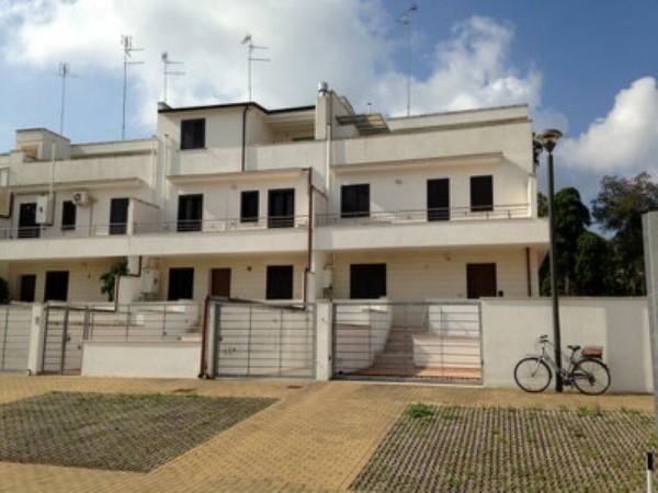 Villa in vendita a Lecce, Viale Gioacchino Rossini, Arredato, con giardino, 75 mq - Foto 3