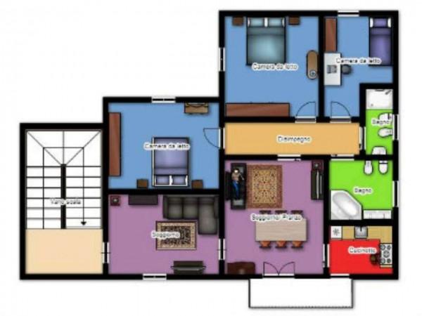 Appartamento in vendita a Lecce, C/o Castello Carlo V, 120 mq - Foto 2