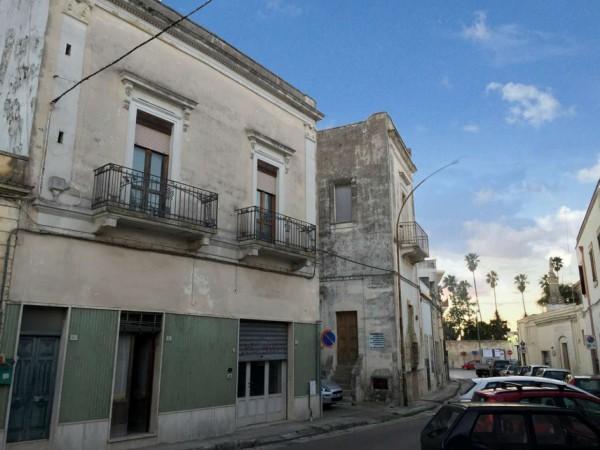 Rustico/Casale in vendita a Lequile, Centro, Con giardino, 225 mq - Foto 1