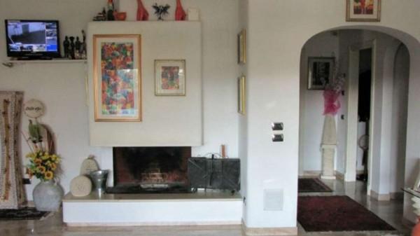 Villa in vendita a Monteroni di Lecce, Zona Monte, Con giardino, 185 mq - Foto 7