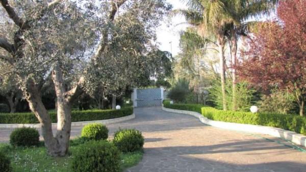 Villa in vendita a Monteroni di Lecce, Zona Monte, Con giardino, 185 mq - Foto 3