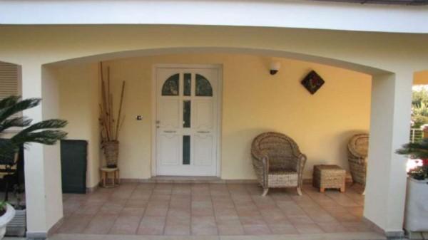 Villa in vendita a Monteroni di Lecce, Zona Monte, Con giardino, 185 mq - Foto 11