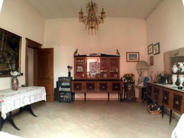 Casa indipendente in vendita a Monteroni di Lecce, Traversa Corso Umberto I, Con giardino, 150 mq - Foto 10
